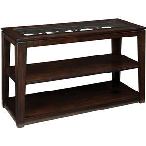 Standard Furniture Crackle Sofa Table