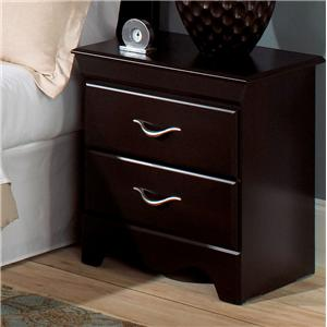 Standard Furniture Crossroads  Nightstand