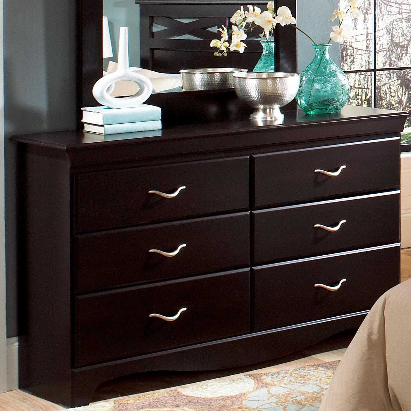 Standard Furniture Crossroads  Dresser - Item Number: 57659