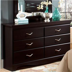 Standard Furniture Crossroads  Dresser