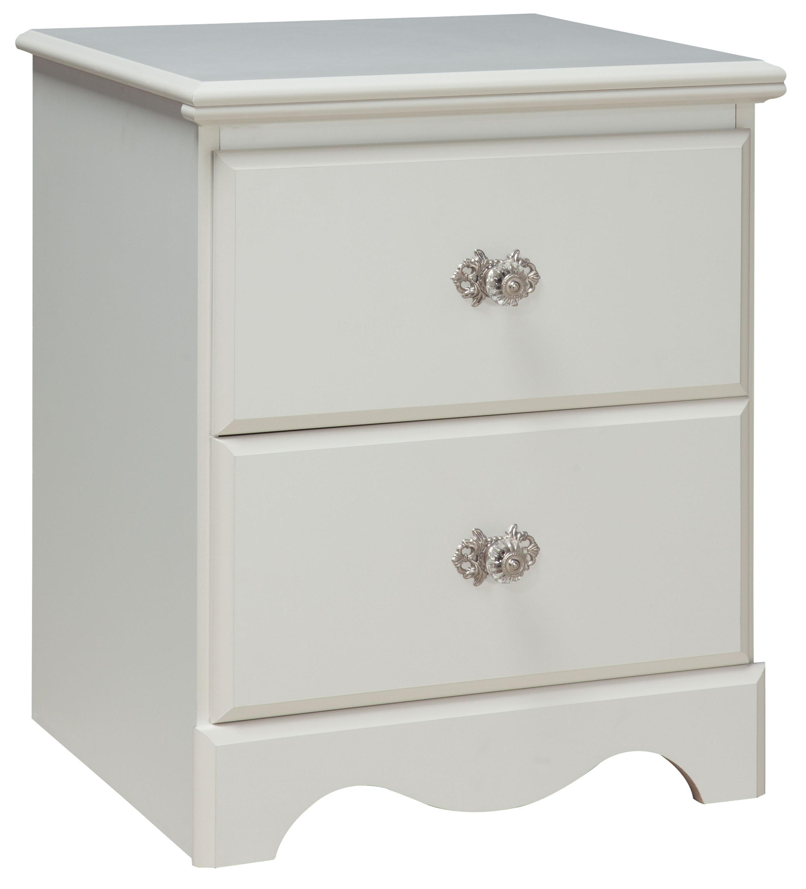 Standard Furniture Daphne Nightstand - Item Number: 65557