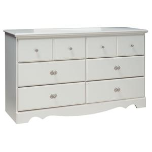 Standard Furniture Daphne Drawer Dresser