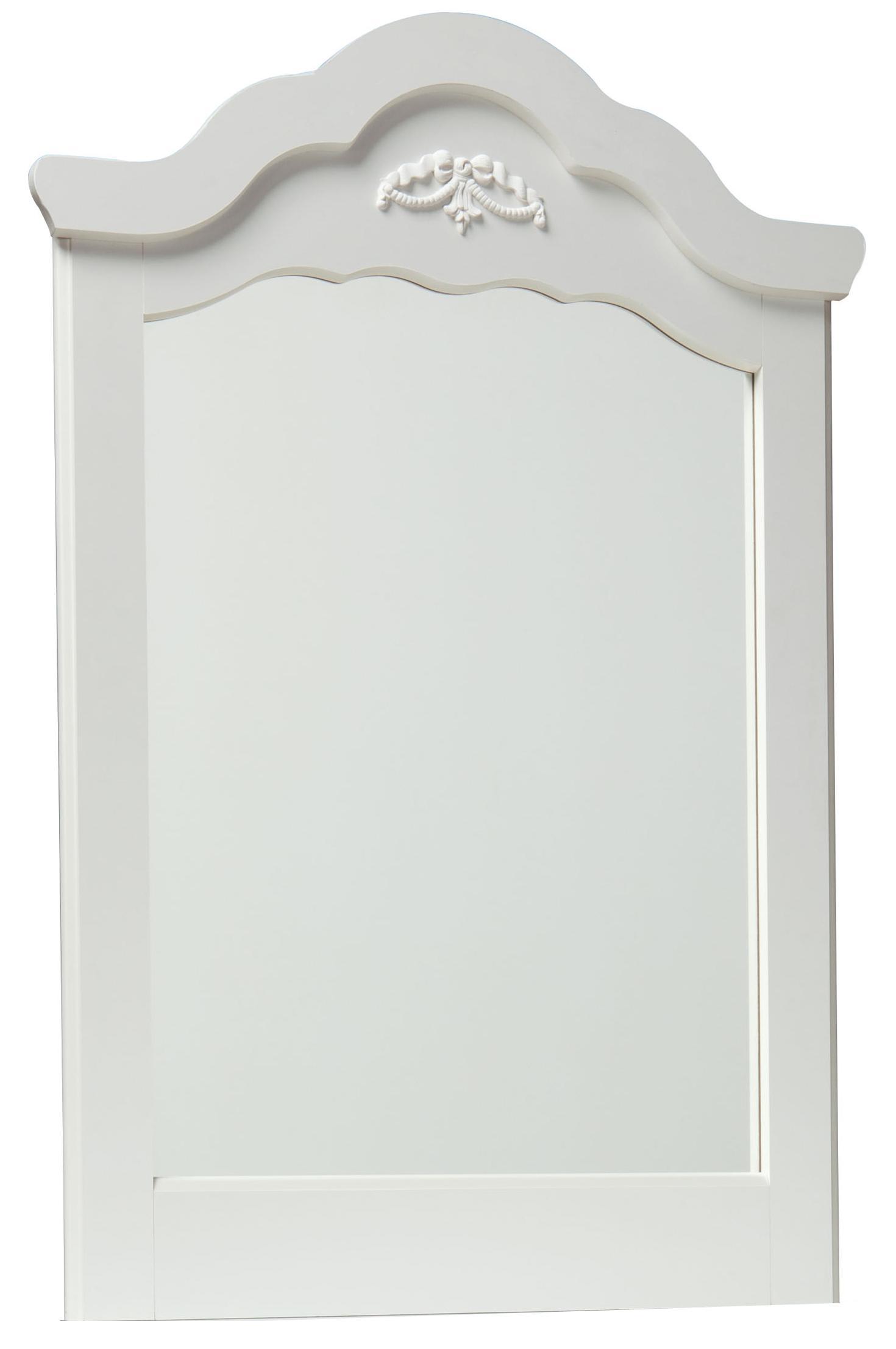 Standard Furniture Daphne Panel Mirror - Item Number: 65568