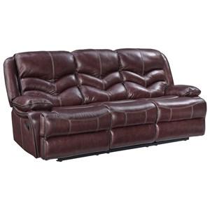 Standard Furniture Denali Reclining Sofa