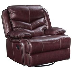 Standard Furniture Denali Power Swivel Recliner