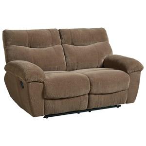 Standard Furniture Escapade Reclining Loveseat
