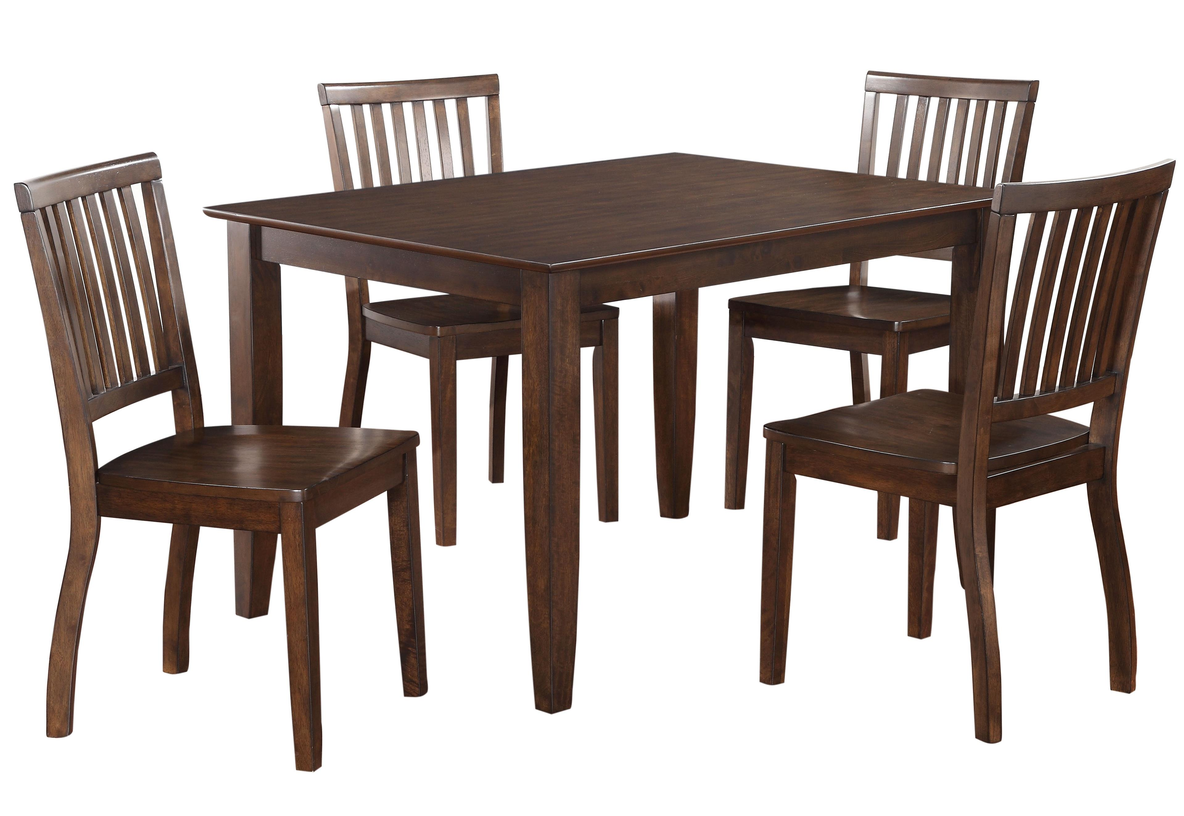 Standard Furniture Fairfax Table Set   Item Number: 12882