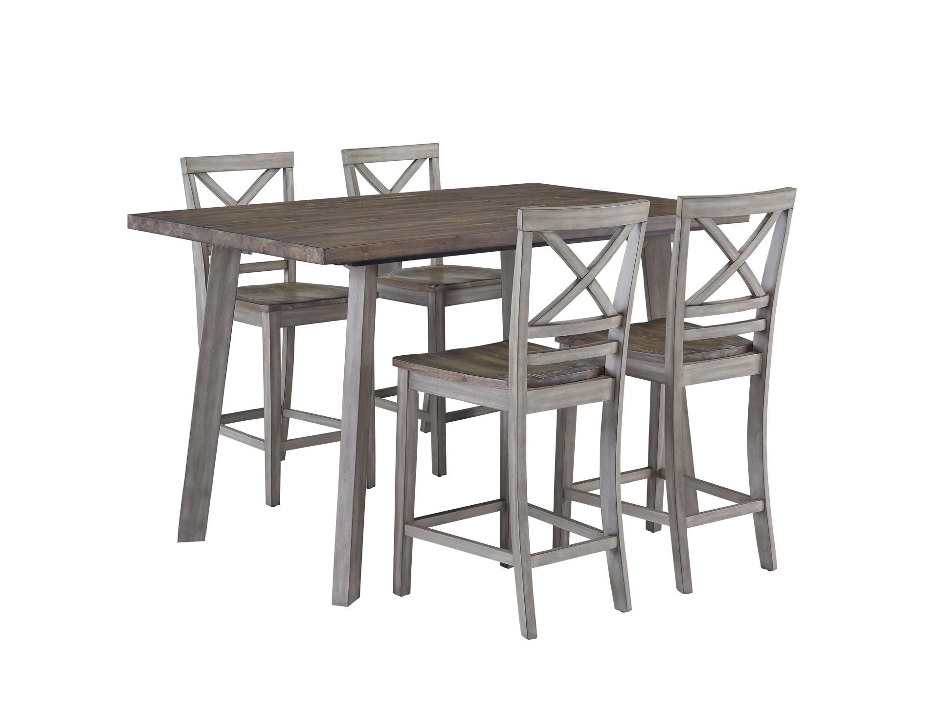 Counter Table & Chair Set