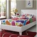 Standard Furniture Fantasia Twin Upholstered Youth Bed - Bed Shown May Not Represent Exact Size Indicated