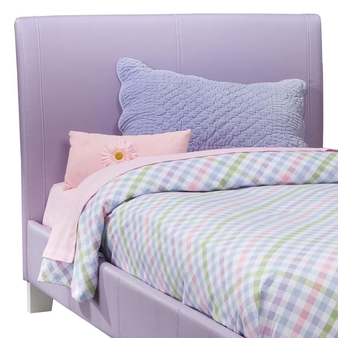 Standard Furniture Fantasia Full Upholstered Headboard - Item Number: 60772