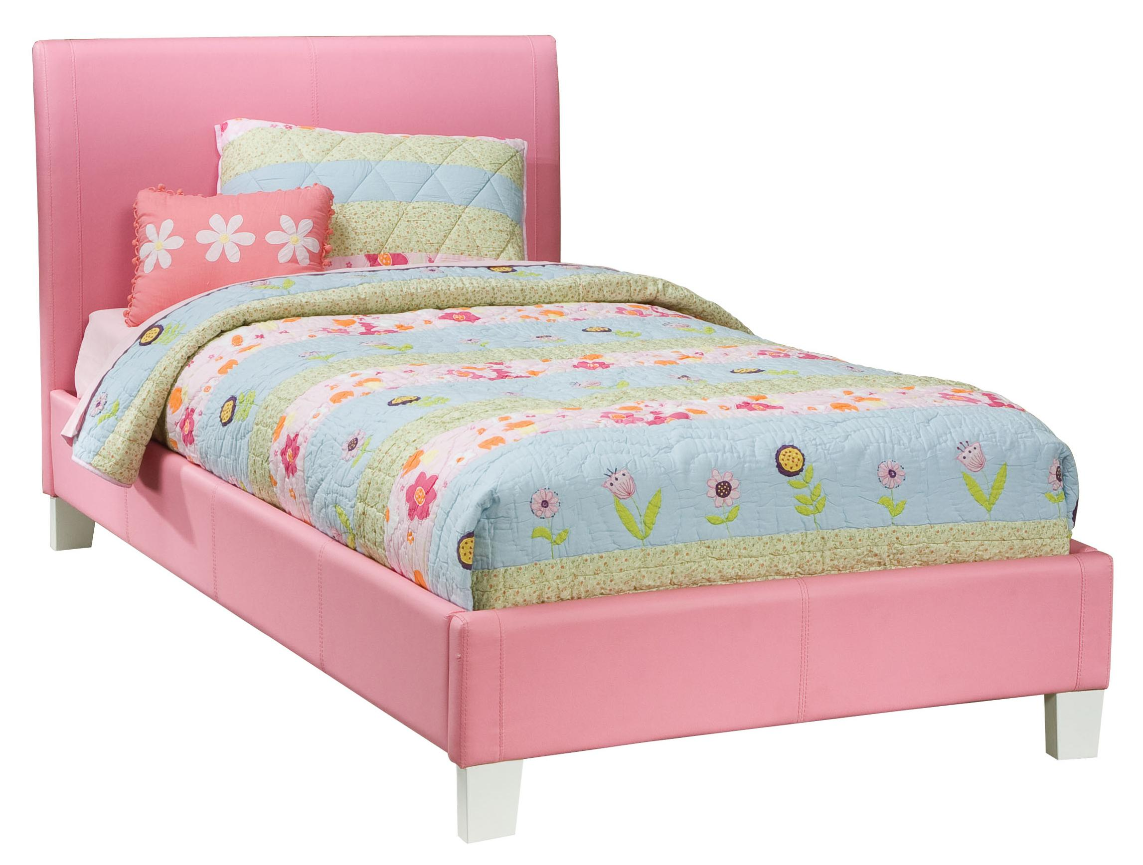 Standard Furniture Fantasia Full Upholstered Bed - Item Number: 60752+62