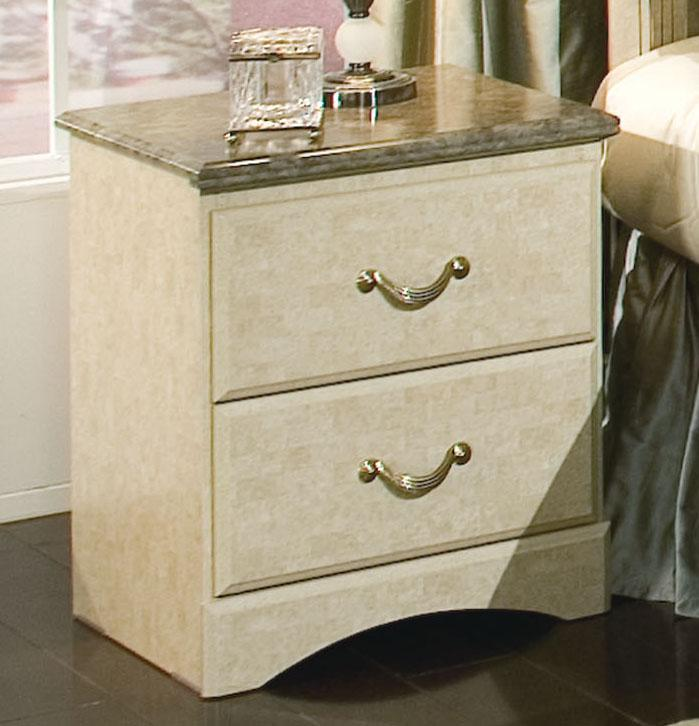 Standard Furniture Florence 5950 Nightstand - Item Number: 59507
