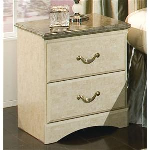 Standard Furniture Florence 5950 Nightstand