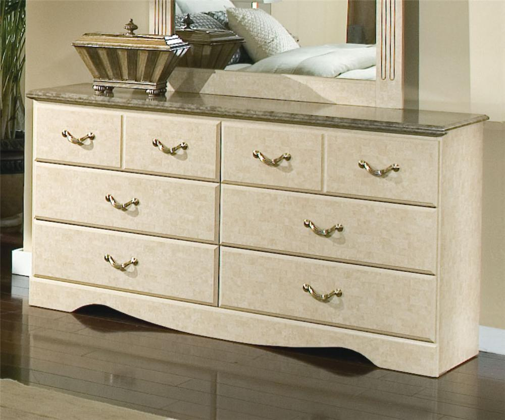 Standard Furniture Florence 5950 Dresser - Item Number: 59509