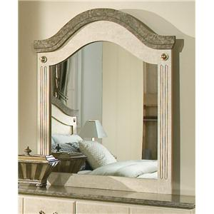 Standard Furniture Florence 5950 Dresser Mirror
