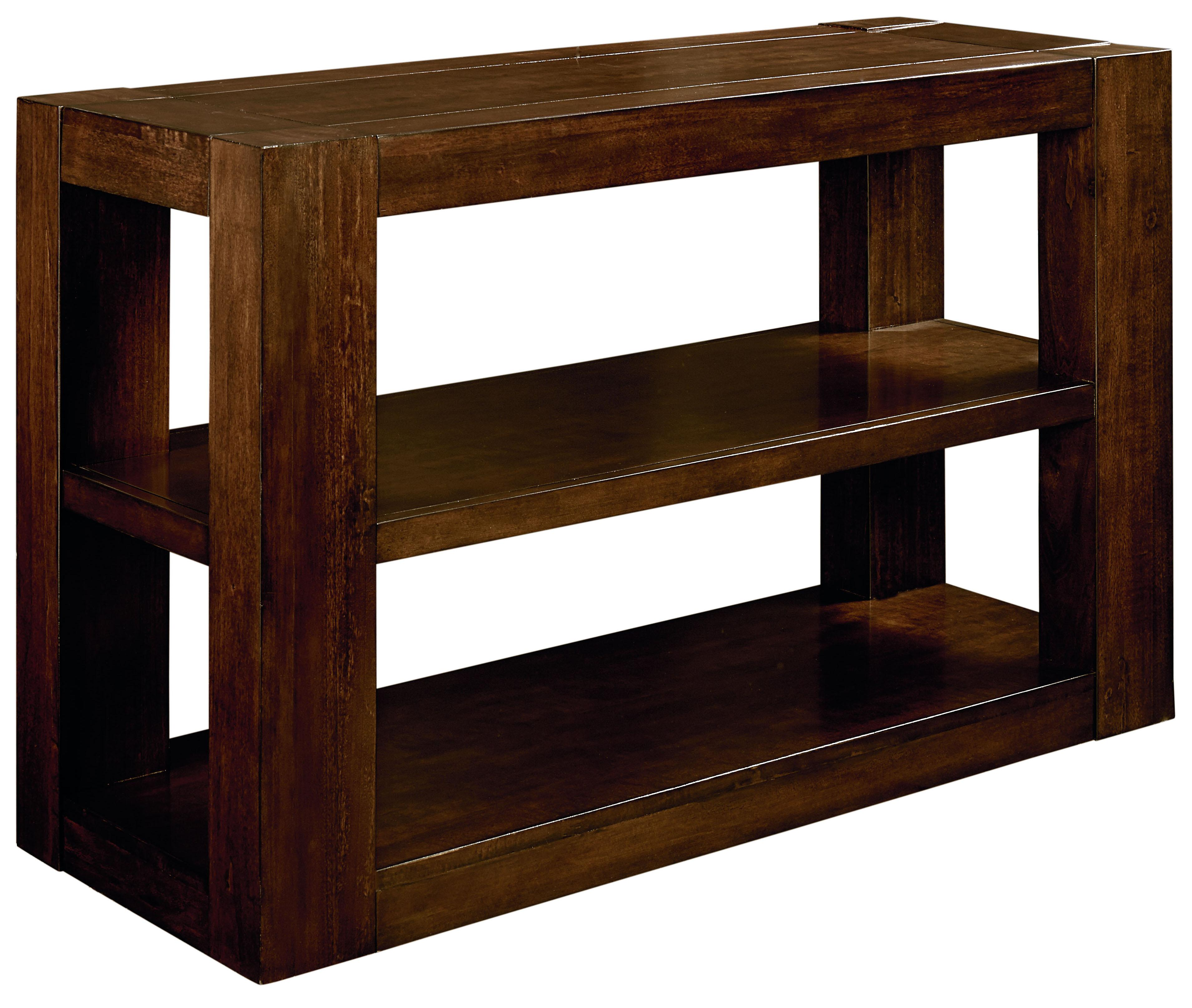 Standard Furniture Franklin Console Table - Item Number: 29366