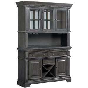 Standard Furniture Garrison Dining Room China Cabinet