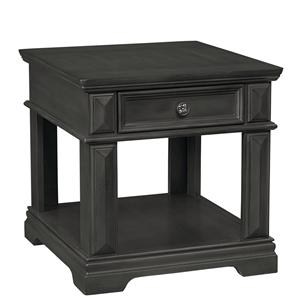 Standard Furniture Garrison End Table with Drawer