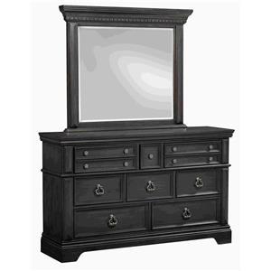 Standard Furniture Garrison Dresser/Mirror