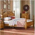 Standard Furniture Georgetown Traditional Cannonball Poster Queen Bed - Item Number: 83001+02+03