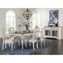 Standard Furniture Giovanni Formal Dining Room Group - Item Number: 118 Dining Room Group 2