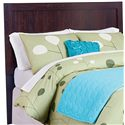 Standard Furniture Glenshire Full/ Queen Panel Headboard - Item Number: 52602
