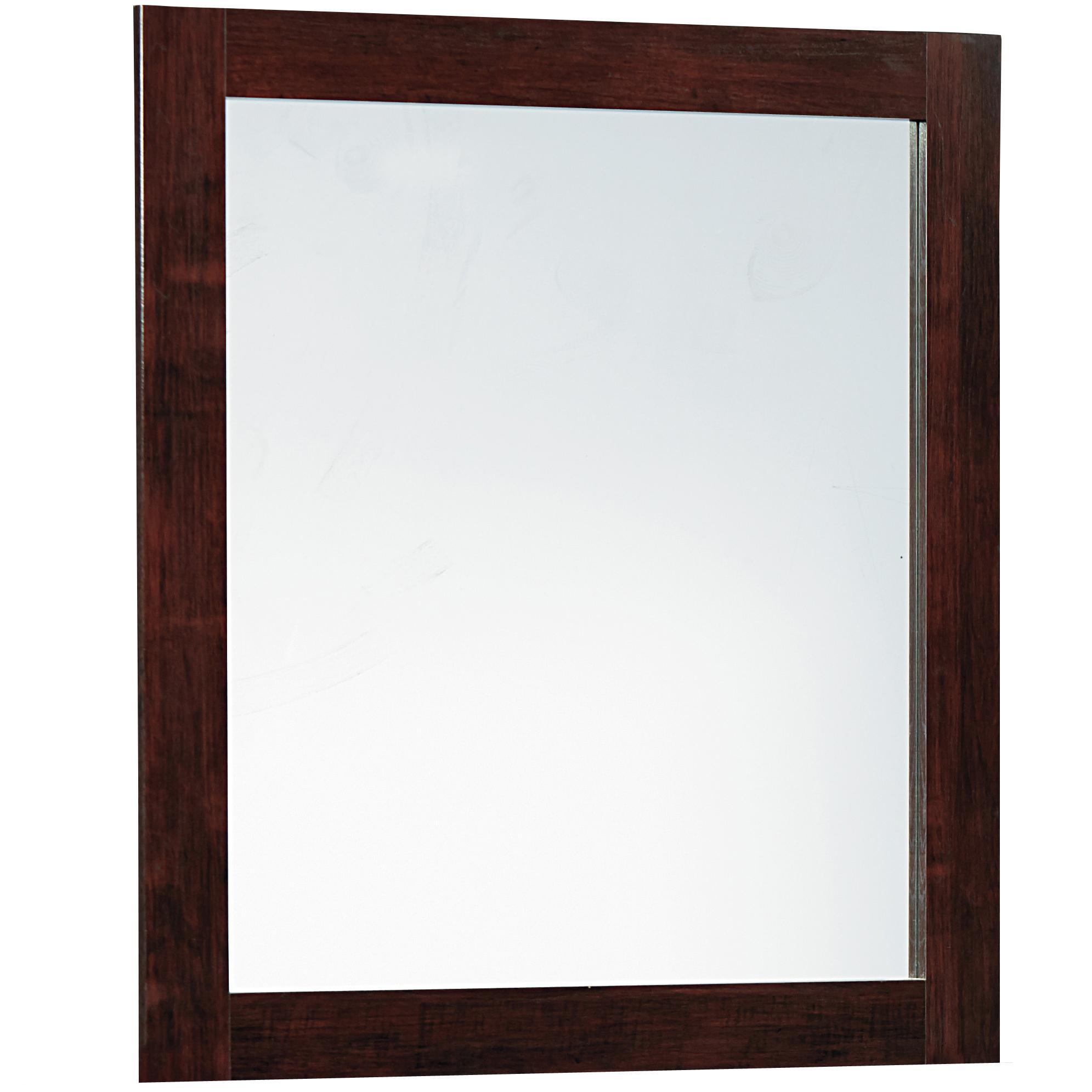 Standard Furniture Glenshire Panel Mirror - Item Number: 52618