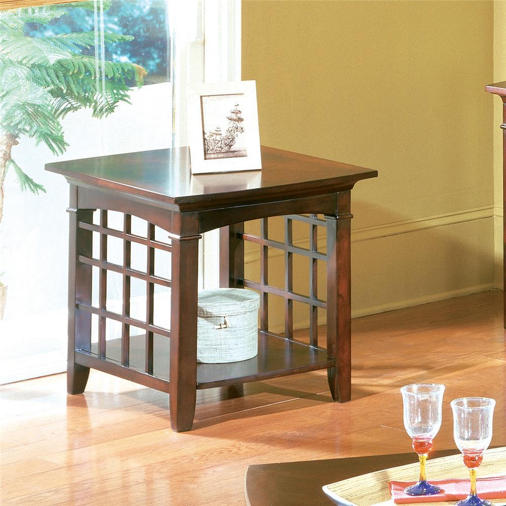Standard Furniture Glasgow  End Table - Item Number: 50312