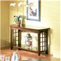 Standard Furniture Glasgow  Sofa Table - Item Number: 50317