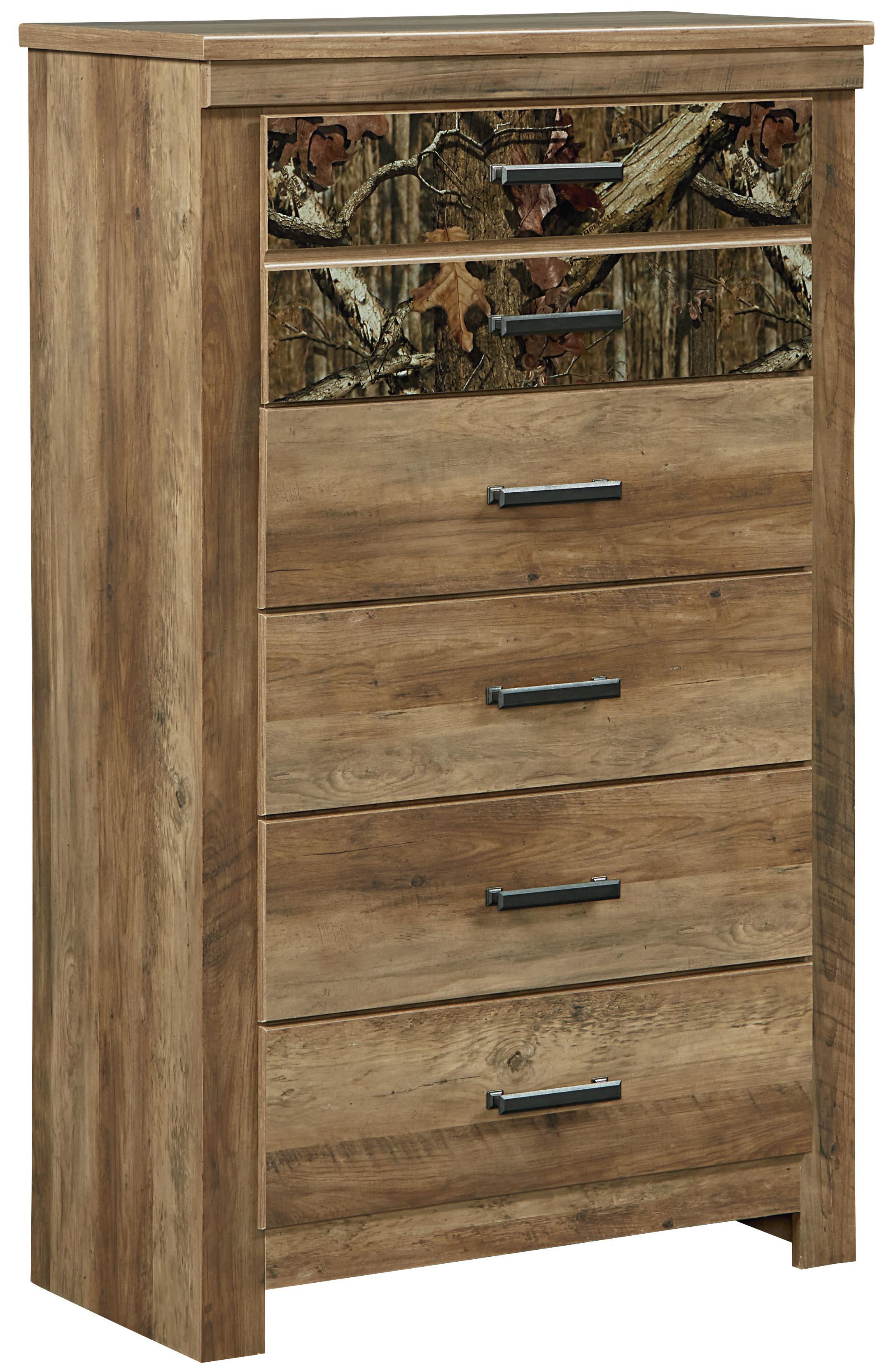 Standard Furniture Habitat Drawer Chest - Item Number: 55455