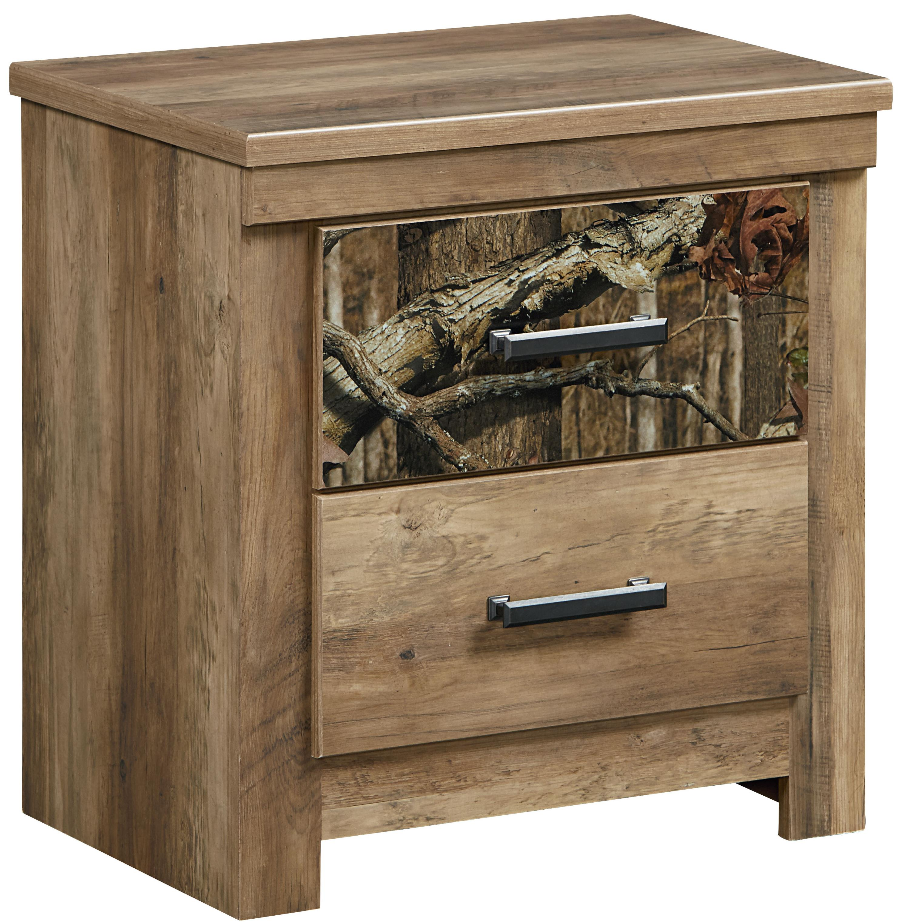 Standard Furniture Habitat Nightstand - Item Number: 55457