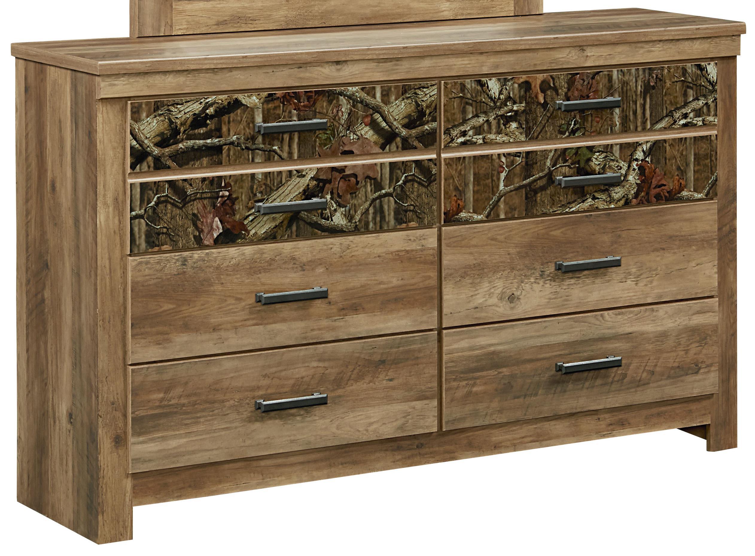 Standard Furniture Habitat Dresser                   - Item Number: 55459