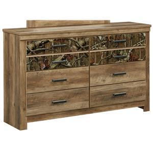 Standard Furniture Habitat Dresser