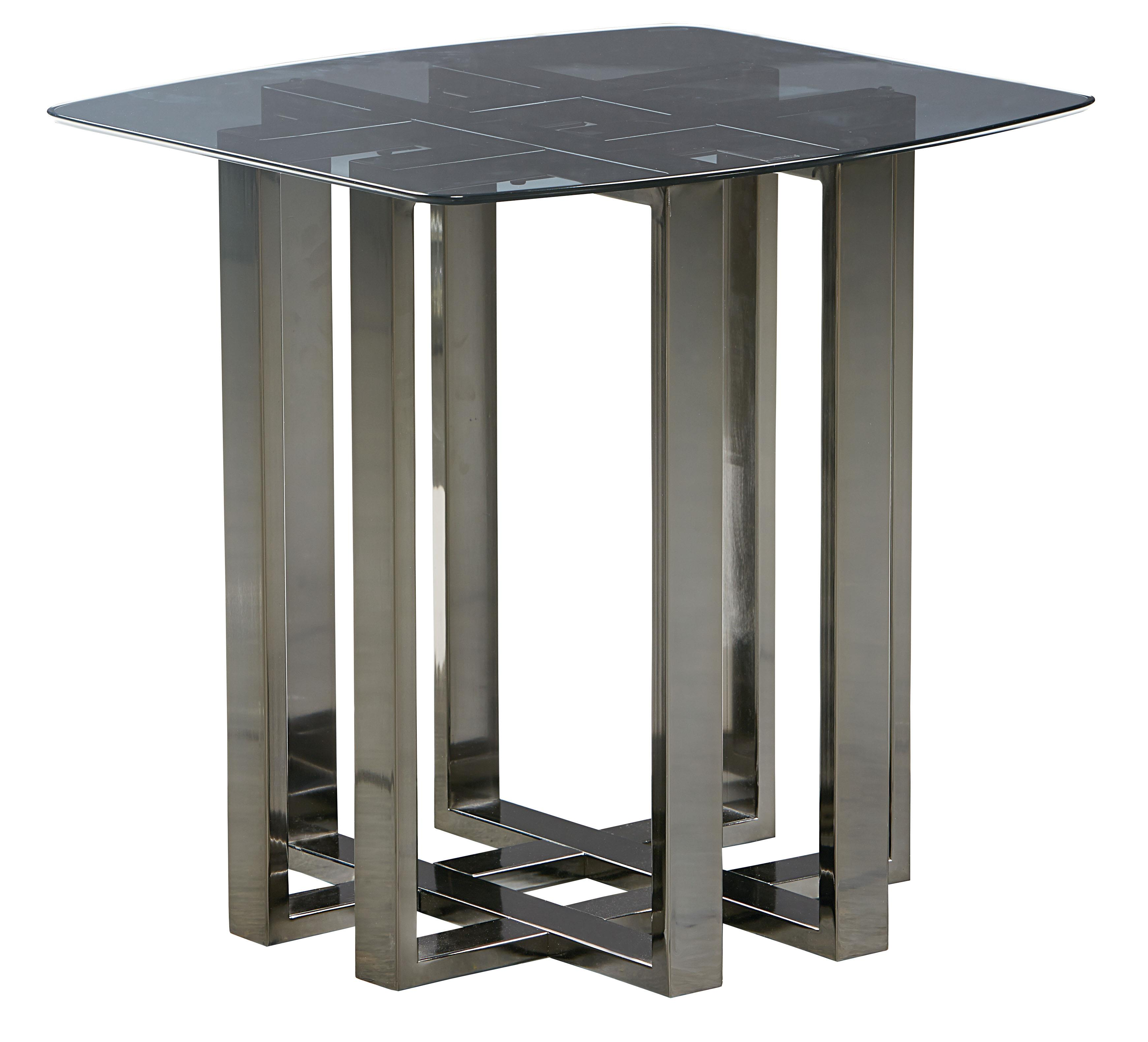 Standard Furniture Hashtag End Table - Item Number: 29202+1029202