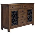 Standard Furniture Hawkins Sideboard - Item Number: 18902