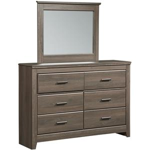 Standard Furniture Hayward Dresser + Mirror