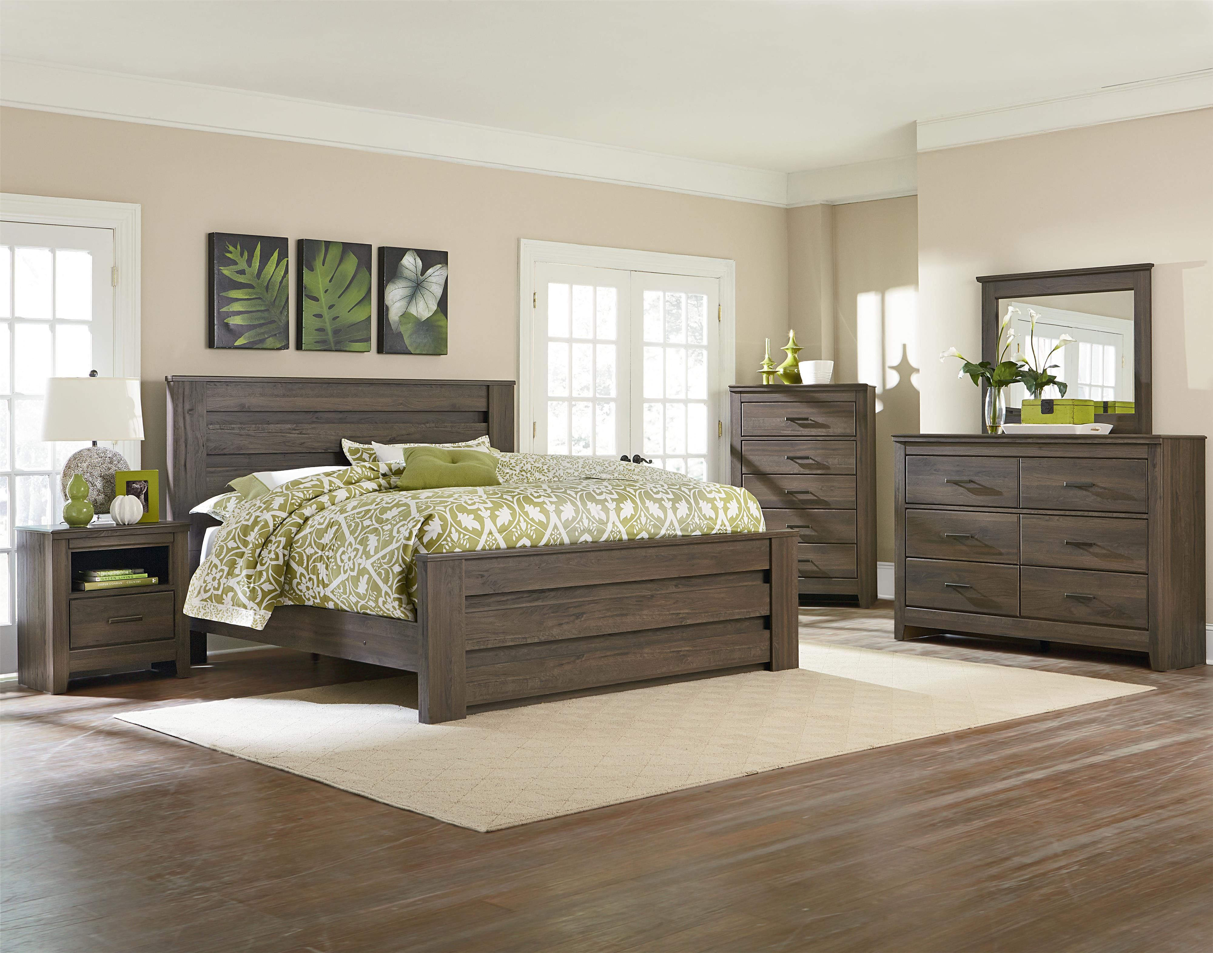Standard Furniture Hayward King Bedroom Group - Item Number: 56510 K Bedroom Group 2