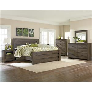 Standard Furniture Hayward Queen Bedroom Group