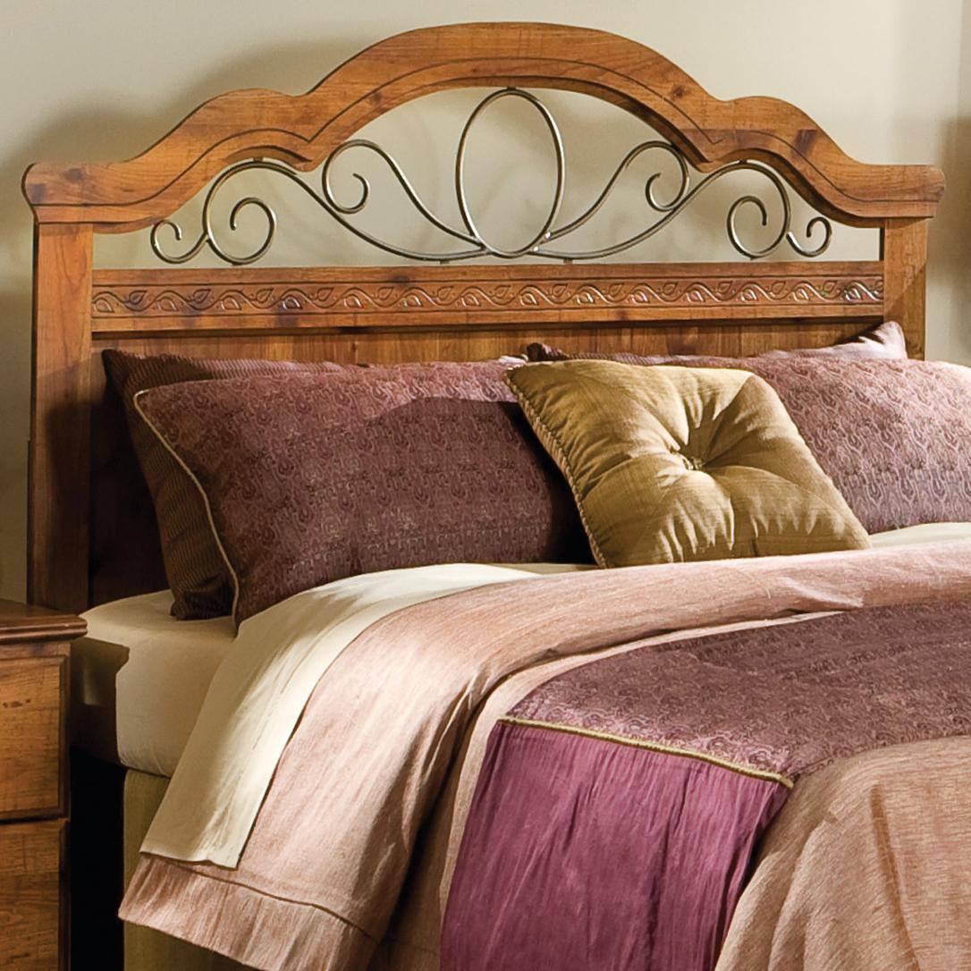 Standard Furniture Hester Heights Full/Queen Panel Headboard - Item Number: 61151