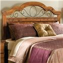 Standard Furniture Hester Heights Full/Queen Panel Headboard - Headboard Shown May Not Represent Size Indicated.
