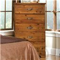 Standard Furniture Hester Heights 5 Drawer Chest - Item Number: 61155