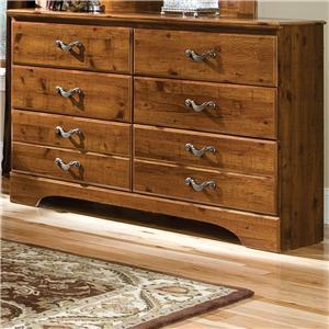 Standard Furniture Hester Heights 6 Drawer Dresser