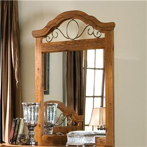 Standard Furniture Hester Heights Panel Mirror