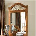 Standard Furniture Hester Heights Panel Mirror - Item Number: 61168