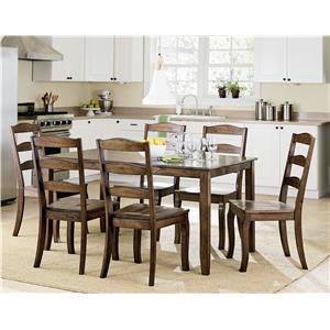 Standard Furniture Highland Table and Chair Set