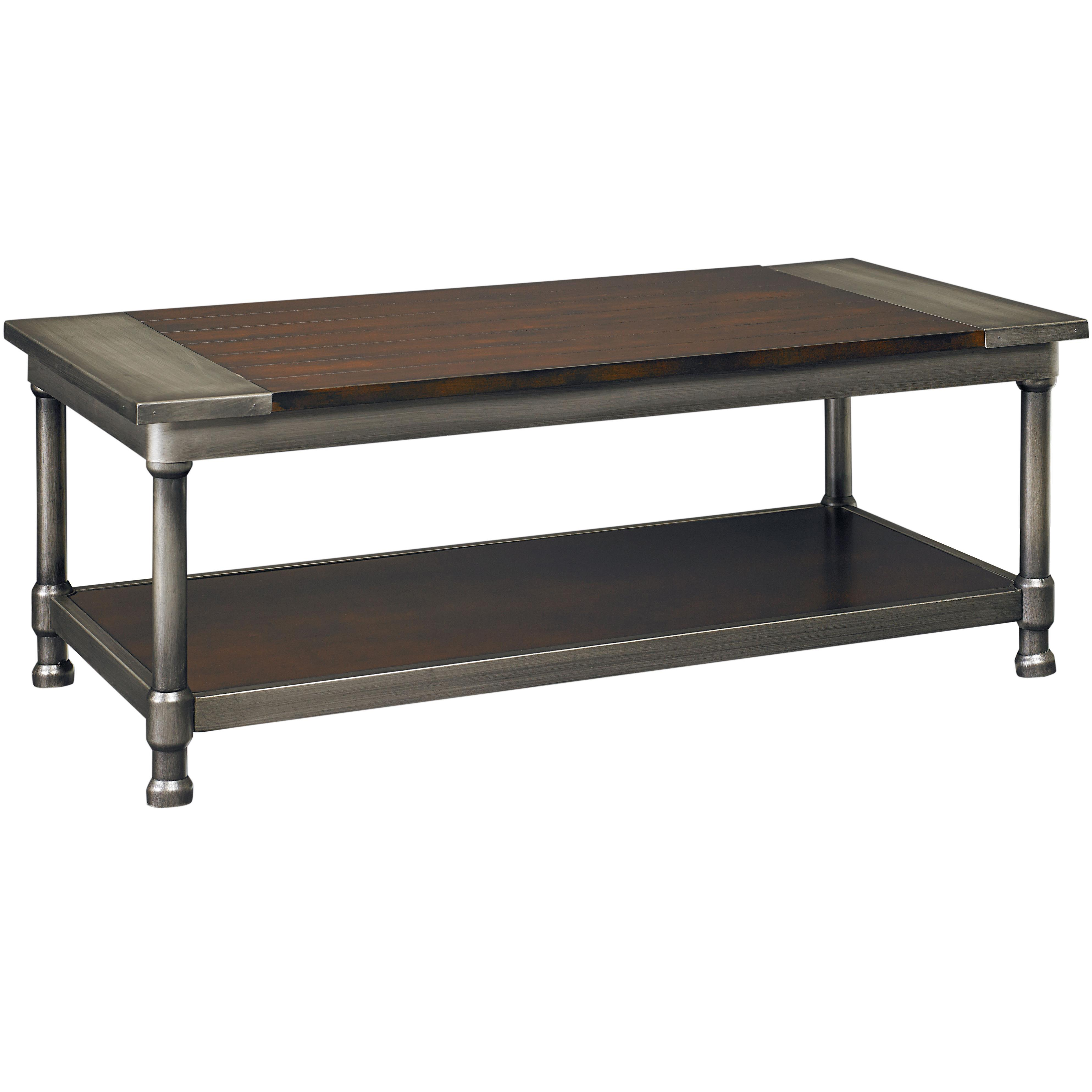 Standard Furniture Hudson Cocktail Table and 2 End Table Set - Royal Furniture - Occasional Group