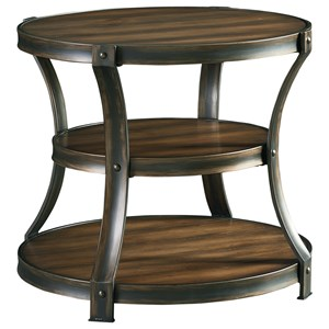 Standard Furniture Huntington Round End Table