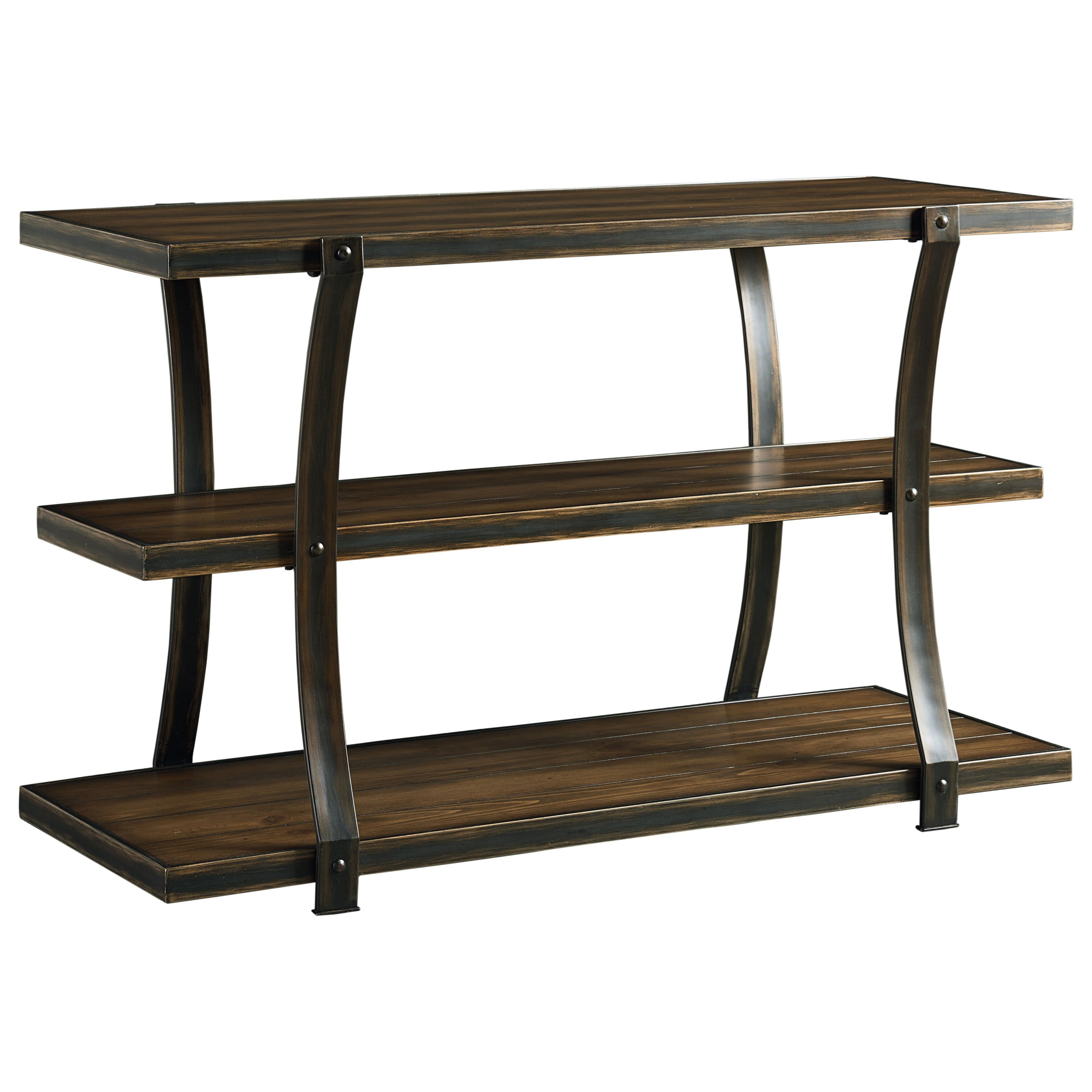 Standard Furniture Huntington Console Table - Item Number: 28866
