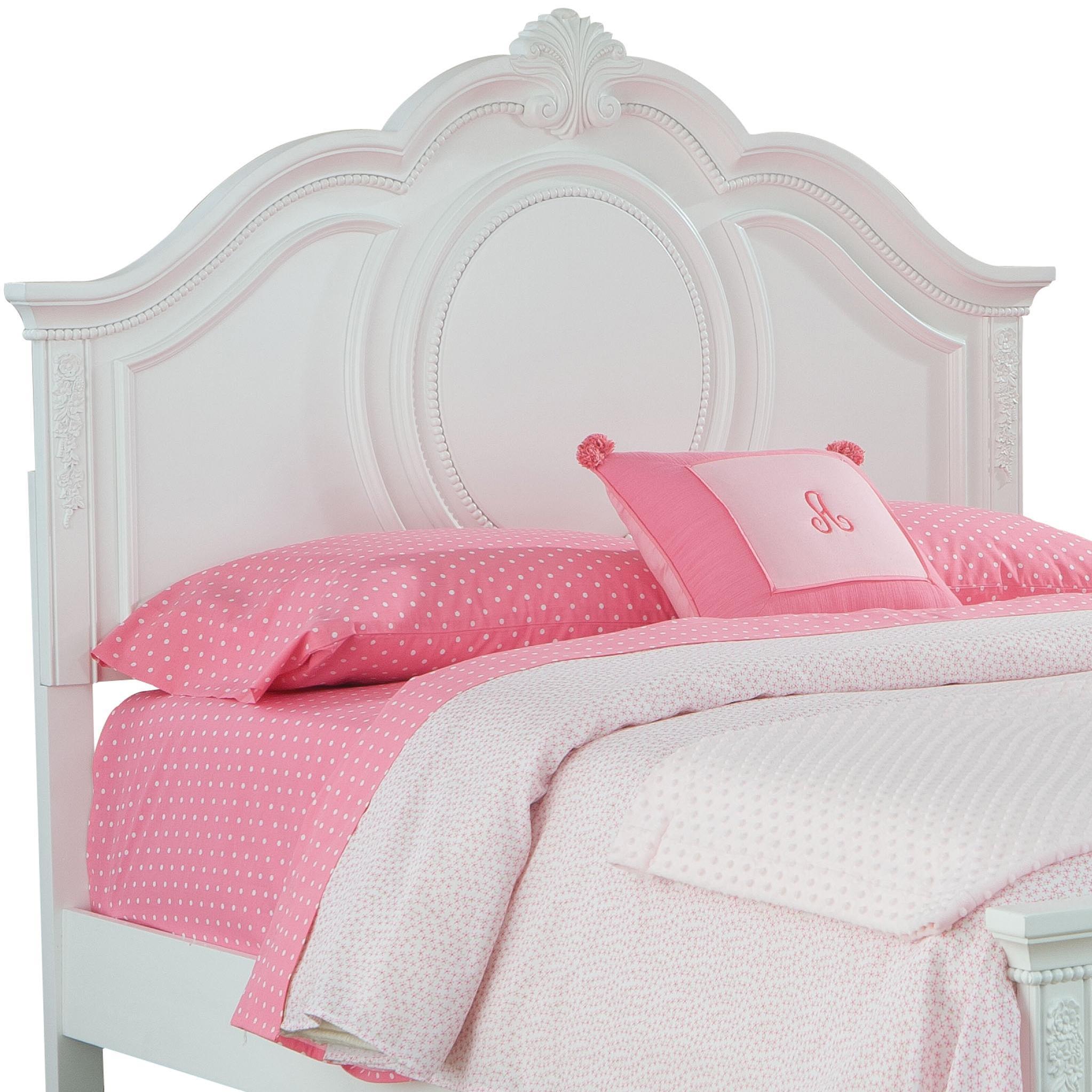 Standard Furniture Jessica Twin Headboard - Item Number: 94201