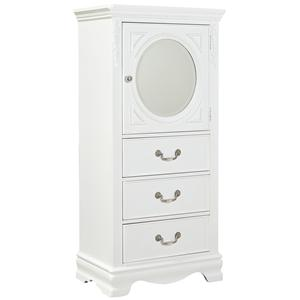 Standard Furniture Jessica Lingerie Chest